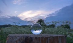 De glazen bol voorspelde gisterenavond een mooie dag vandaag!  #buienradar