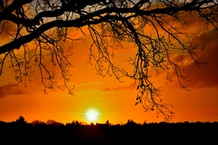 2016-02-03 Sunrise Deurze (Assen) #buienradar